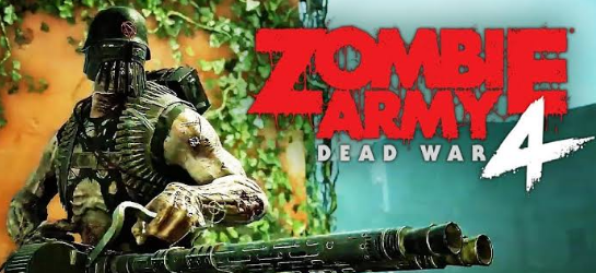 Zombie army 4 Dead war PC Full Version Free Download