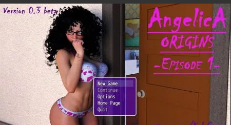 Angelica Origins 0.5.2.1 Game Walkthrough Download for PC Android