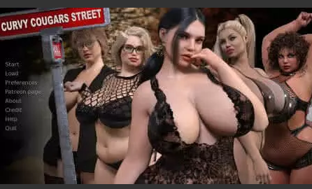 Curvy Cougars Street 0.4 Game Walkthrough Download for PC Android