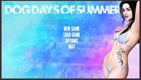 Dog Days of Summer 0.3 Game Walkthrough Download for PC Android