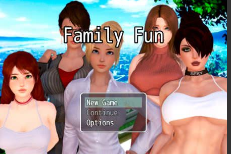 Family Fun 0.4a Game Walkthrough Download for PC Android