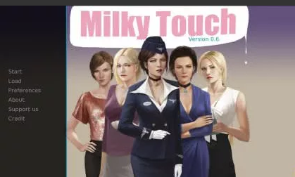 Milky Touch 0.95 Game Walkthrough Download for PC Android