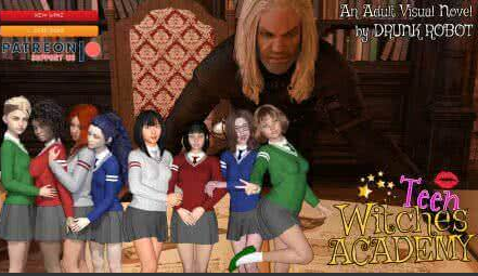 Teen Witches Academy 0.0.6 Game Walkthrough Download for PC Android