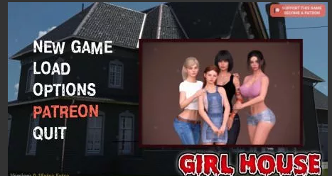 Girl House 0.8.0 Game Walkthrough Download for PC Android