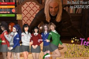 Teen Witches Academy 0.19.6 Game Walkthrough Free Download for PC